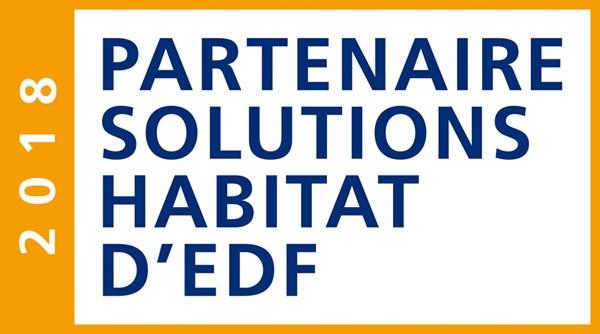 Partenaire Solution Habitat d'EDF 2017